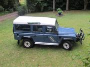 1998 Land Rover Defender - Mech. A1,  Low Milage,  Rego April 2014