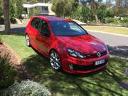 Volkswagen Golf 2011 Volkswagen Golf VI GTI Edition 35 MY12 Direct