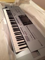 FOR SALE:  Yamaha Tyros 5 Workstation Keboard