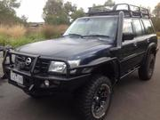 2002 Nissan Patrol Gu Nissan Patrol 4.8 Engineered 4inch lift and 35s