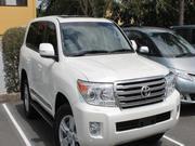 2013 Toyota 8 cylinder Dies