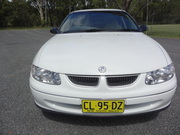 HOLDEN VT COMMODORE EXECUTIVE1999 SERIES II ONLY 38, 000KLMS