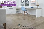 Engineered Timber Flooring Planks